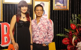 Hiền Mai được chồng đại gia dẫn đi xem liveshow của Đàm Vĩnh Hưng