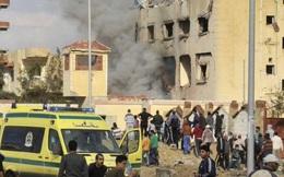 Đánh bom, xả súng đẫm máu làm 235 người thiệt mạng, Ai Cập tuyên bố quốc tang