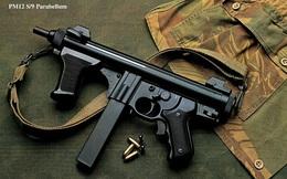 Beretta PM12 - Tiểu liên nổi tiếng của Ý có gì đặc biệt?