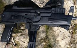 Khẩu AK nòng ngắn bắn đạn 9 mm này có gì đặc biệt?