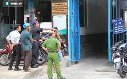 Người nước ngoài rơi từ tầng 5 khách sạn giữa trung tâm Sài Gòn