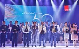 Vinamilk lần thứ 6 vào top 50 công ty kinh doanh tốt nhất Việt Nam