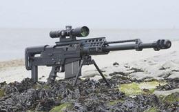AS50 - Khẩu súng bắn tỉa 12 ly 7 hoàn hảo của đặc nhiệm Anh, Mỹ