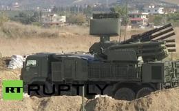 Pantsir-S1 lập công lớn tại Syria: Đánh chặn thành công rocket trong thực chiến
