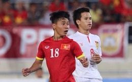 Người hùng 19 Việt Nam phung phí, U18 Việt Nam thua đau CLB Trung Quốc