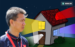HLV Hoàng Anh Tuấn, tấm vé World Cup và căn phòng chưa bao giờ tắt đèn