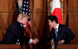 Tổng thống Mỹ xoáy sâu vấn đề Triều Tiên trong chuyến thăm Nhật Bản