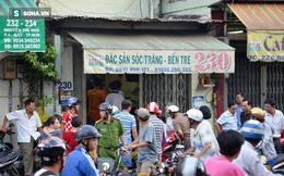 TP HCM: Nghi vấn 2 thanh niên xông vào cửa hàng, dùng súng cướp tài sản
