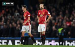"""Dù đang thăng hoa, Mourinho vẫn chưa thể chữa căn bệnh Man United """"hậu Ferguson"""""""