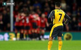 Alexis Sanchez và Arsenal đã không còn thuộc về nhau?