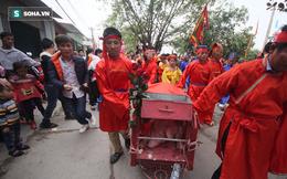 """Hội chém lợn gây tranh cãi ở Bắc Ninh năm nay chỉ còn là """"cứa"""" lợn"""