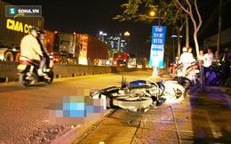 Dân truy đuổi lái xe container tông chết người đàn ông