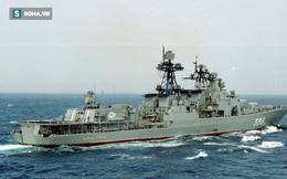 Philippines đón chiến hạm Nga đến Manila tập trận hải quân