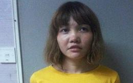 Nghi phạm Đoàn Thị Hương khai bị lợi dụng trong vụ sát hại công dân Triều Tiên