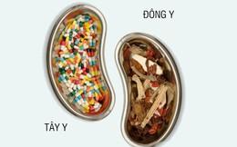 Bí kíp từ Trung Hoa kết hợp thuốc Đông y và Tây y an toàn và hiệu quả tốt nhất