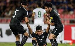 """Thái Lan nhận thêm """"đòn đau"""" sau khi giấc mơ tan vỡ"""