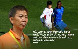 Góc khuất đằng sau những lời dè bỉu U20 Việt Nam