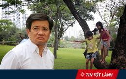 TIN TỐT LÀNH ngày 31/5: TP HCM tiếp tục chiến dịch vỉa hè và những điều tốt đẹp nhân ngày Quốc tế thiếu nhi
