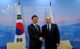 """Tổng thống Putin tuyên bố Nga """"không công nhận tình trạng hạt nhân"""" của Triều Tiên"""