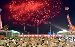 Lễ hội ngập tràn Bình Nhưỡng tôn vinh tác giả bom nhiệt hạch