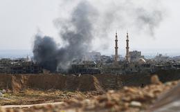 """Nga dội bom """"nướng chín"""" toán thủ lĩnh IS họp trong boongke, san bằng trung tâm chỉ huy"""