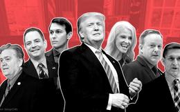 Vì sao hàng loạt nhân vật tinh hoa của nhóm ông Trump thất bại trong Nhà Trắng?