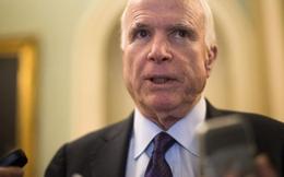 John McCain kêu gọi ông Donald Trump trừng phạt Nga để bảo vệ Mỹ