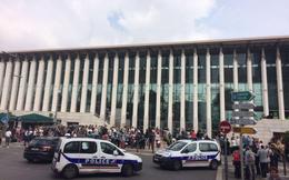 Lính Pháp bắn chết  kẻ tấn công bằng dao ở ga tàu Marseille