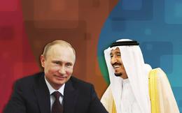 Chuyến thăm Moskva lịch sử của Quốc vương Saudi: Khi thế giới Ả Rập phải gọi tên Nga