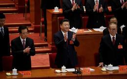 """Lộ diện """"cánh tay phải"""" của ông Tập Cận Bình trong ban lãnh đạo Trung Quốc mới"""