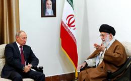 Lãnh đạo tối cao Iran đề xuất cách thức cô lập Mỹ với Tổng thống Nga Putin