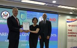 Đại sứ Mỹ Ted Osius ở lại Việt Nam làm Phó Chủ tịch Đại học Fulbright