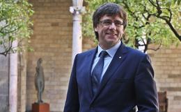 Cựu thủ hiến Catalonia được Bỉ phóng thích sau khi ra đầu thú