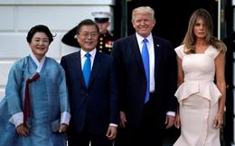Hàn Quốc trừng phạt Triều Tiên trước chuyến thăm của Tổng thống Mỹ