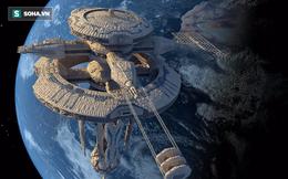 Quốc gia tự xưng đầu tiên ngoài vũ trụ Asgardia đang tổ chức bầu cử quốc hội