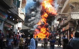 """Thất thủ ở cả Syria lẫn Iraq, """"đòn thù"""" của IS ngày càng nguy hiểm và đẫm máu"""