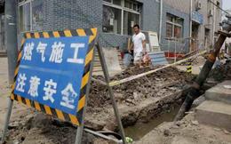 Dân Trung Quốc lạnh cóng vì chủ trương bỏ than để dùng khí đốt