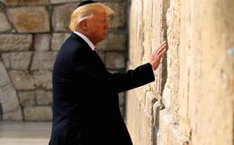 Ông Trump sẽ công nhận Jerusalem là thủ đô Israel, Mỹ hứng cơn thịnh nộ của thế giới Ả Rập
