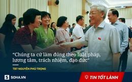TIN TỐT LÀNH ngày 15/5: Từ quyết tâm của Bộ Chính trị tới sự quyết liệt của người dân