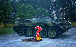 """Đông giá, xe khách đốt lửa """"đun"""" nhiên liệu, xe tăng thì sao?"""