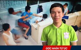 """Vì sao bác sĩ Việt dễ bị """"gửi những nắm đấm, những cái đá hay con dao""""?"""