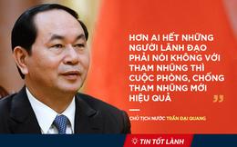 TIN TỐT LÀNH ngày 10/7: Phát ngôn ấn tượng từ Chủ tịch nước và người đứng đầu UBND TP.Đà Nẵng