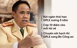 Tướng Công an nói về 3 đề xuất giảm TNGT của Đại tá Đào Vịnh Thắng