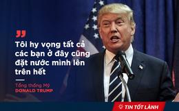 """TIN TỐT LÀNH 15/11: """"Nước Việt trên hết"""" và 50 năm nữa người Việt tự hào gì về tổ quốc?"""