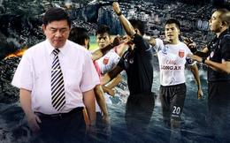 """Phía sau chuyện """"trảm"""" ông Mùi: Hiểm họa cho cả V-League"""