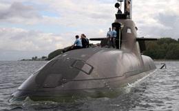 Hạm đội tàu ngầm của quân đội mạnh thứ 4 châu Âu tê liệt hoàn toàn