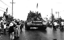 Chuyện chỉ có ở VN: Phó tư lệnh Quân đoàn ngồi sau tháp pháo xe tăng chỉ huy trận đánh