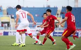 Việt Nam 1-1 Đài Bắc Trung Hoa: Công Phượng giúp Việt Nam tránh trận thua muối mặt