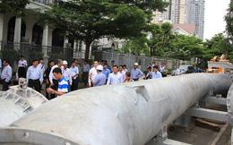 """88 tỷ đồng cho """"siêu máy bơm"""" chống ngập: Ông Nguyễn Tăng Cường nói về lý do dám đánh cược"""