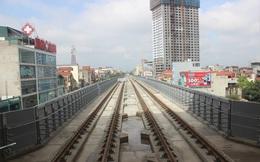 Ban quản lý lên tiếng về thông tin đường ray tàu tuyến Cát Linh - Hà Đông gỉ sét